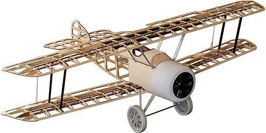 DWhobby Samolot Sopwith Camel v2 Balsa KIT (DW/EWCA-11A) 1