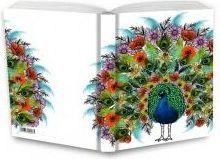 Sztuka Rodzinna Notes Gee Peacock 10x14 Narcissus 1
