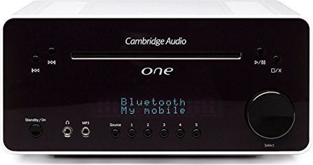 Odtwarzacz CD Cambridge Audio ONE - Zintegrowany system All-in-one 1