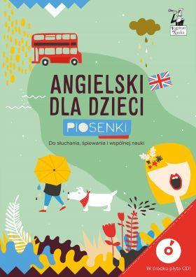 Kapitan Nauka Angielski dla dzieci. Piosenki (WIKR-1025962) 1