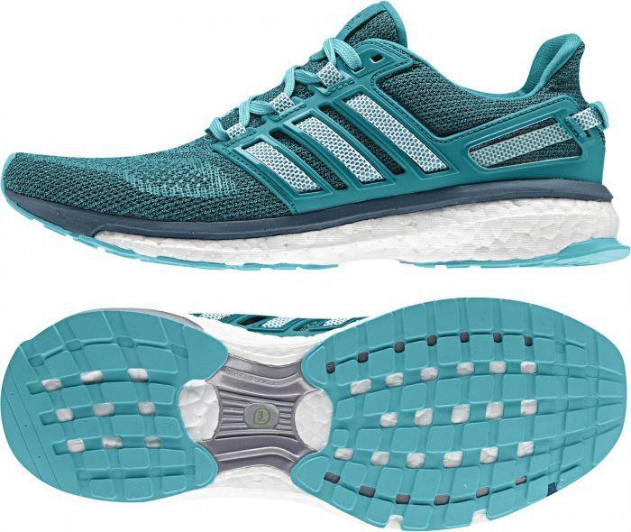 Adidas Buty damskie Energy Boost 3W niebieskie r. 36 23