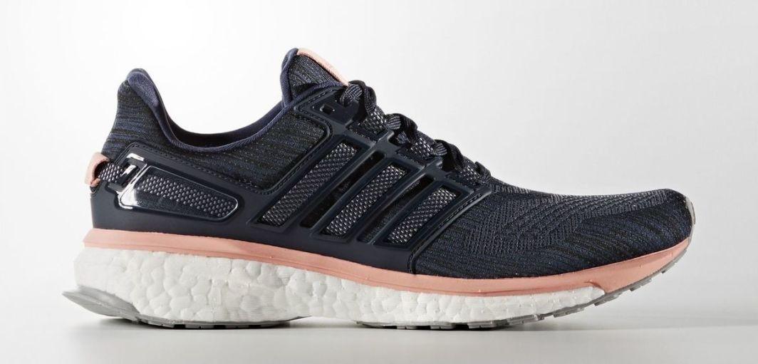 Adidas Buty biegowe męskie Energy Boost 3 czarno różowe r. 37 13 (BB5789) ID produktu: 1507564
