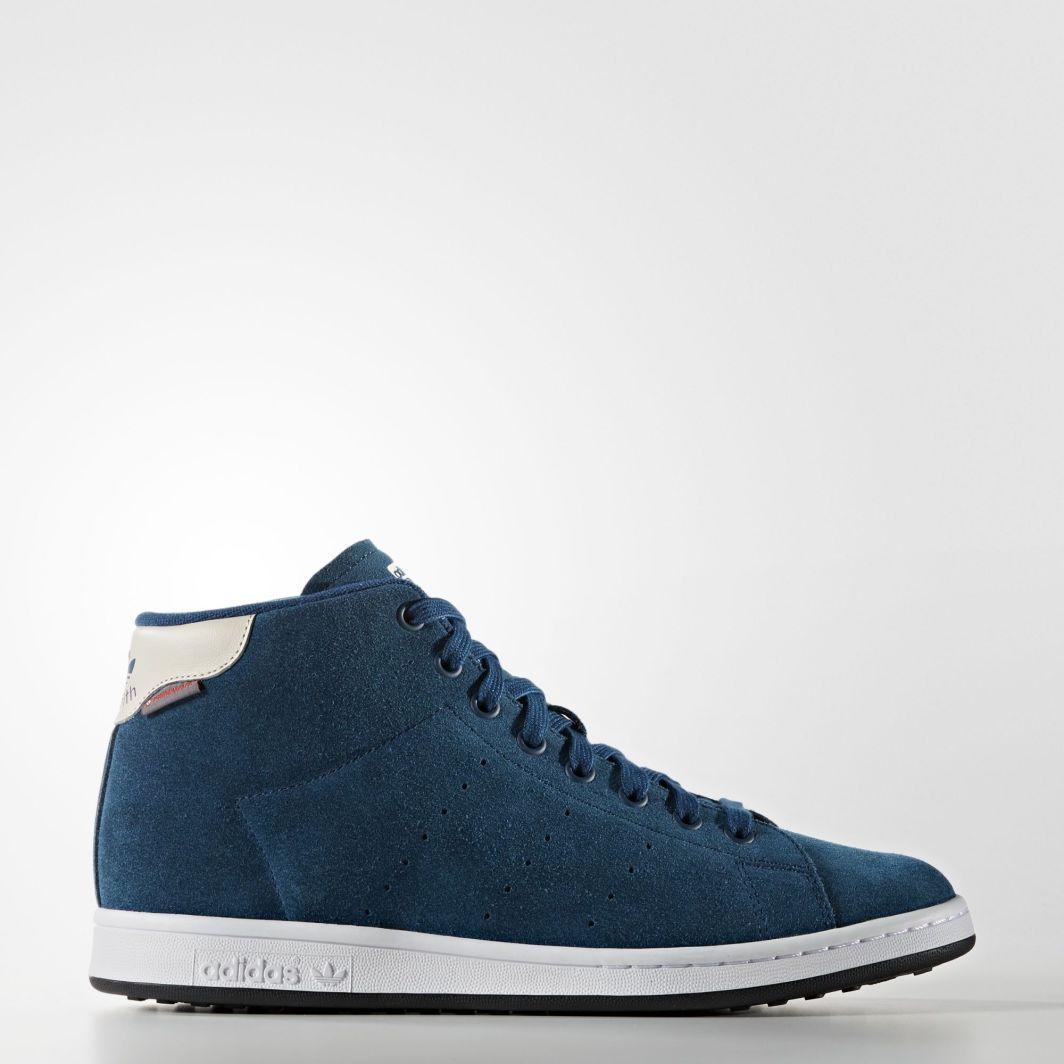 Adidas Buty męskie ORIGINALS Stan Winter turkusowe r. 46 23 (S80499) ID produktu: 1507635