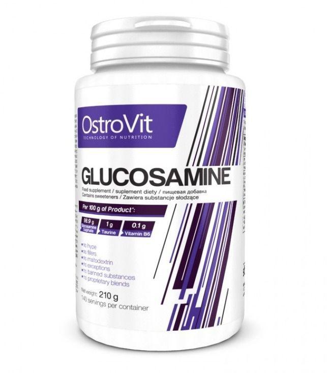OstroVit Glucosamine Naturalny 210g ID produktu: 1509066