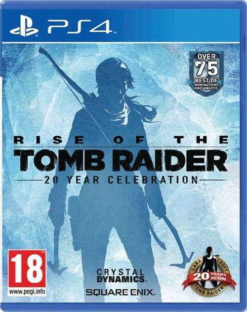 Rise of the Tomb Raider Edycja 20 Year Celebration PS4 1