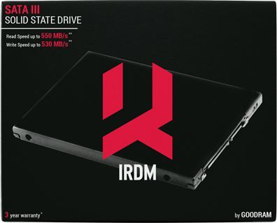 Dysk SSD GoodRam IRDM 120 GB 2.5'' SATA III (IR-SSDPR-S25A-120) 1