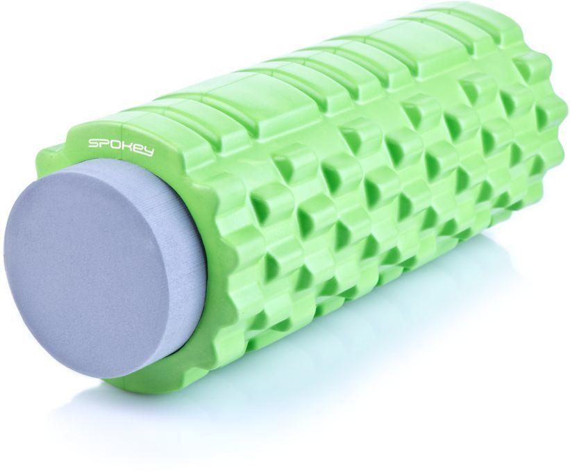 Spokey Wałek do masażu Teel 2w1 zielony 1