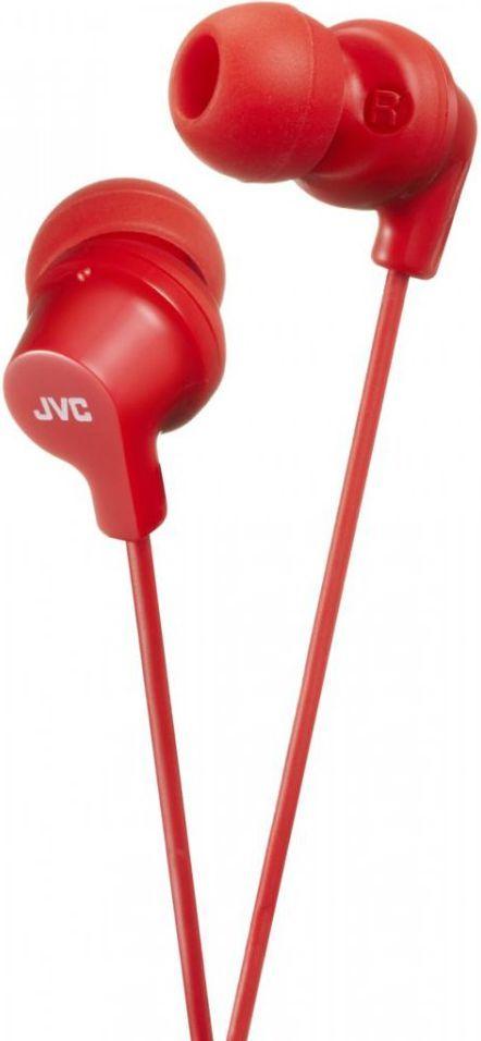 Słuchawki JVC HA-FX10 (JVC HA-FX10RE) 1
