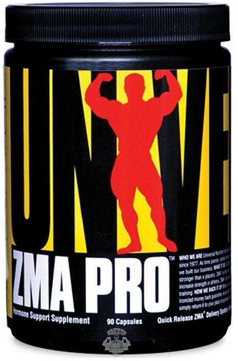 Universal Nutrition ZMA Pro 90 kapsułek (UNI/231) 1