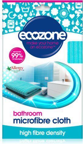 Ecozone Ściereczka z mikrofibry do łazienki (ECZ00900) 1