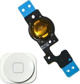 "Przycisk ""home"" + taśma do iPhone 5S (GSM005077) 1"