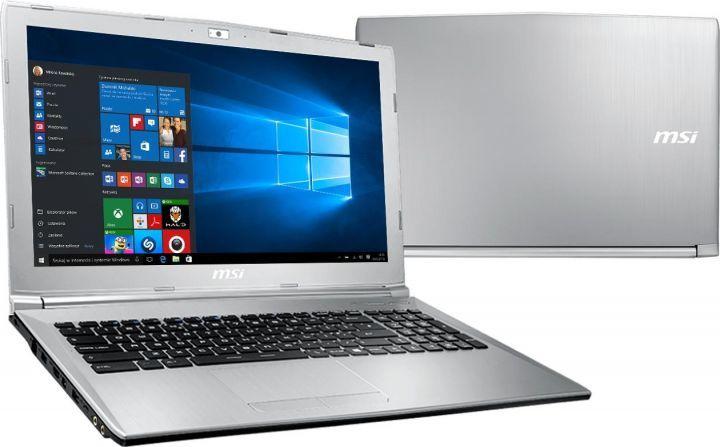 Laptop MSI PL62 7RC-021XPL 1