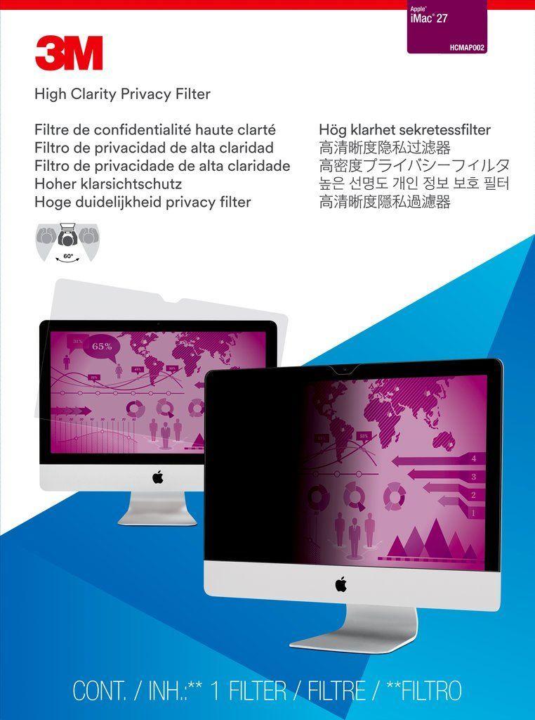 Filtr 3M HCMAP002 do Apple iMac 27 (100137840) 1