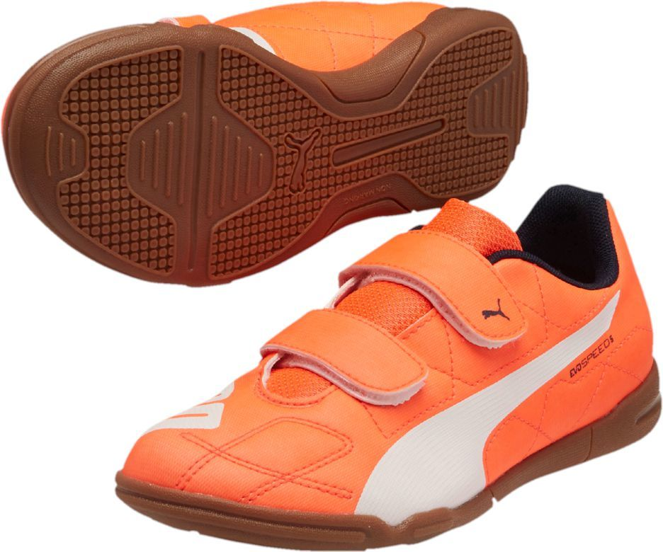 Puma EVO SPEED 5.4 IT V JR Juniorski buty na hal? pomaraczowe r. 29 (15071) ID produktu: 1522204