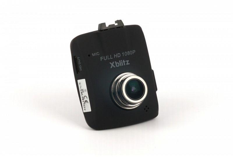 Wideorejestrator Xblitz Black Bird 2.0 GPS 1