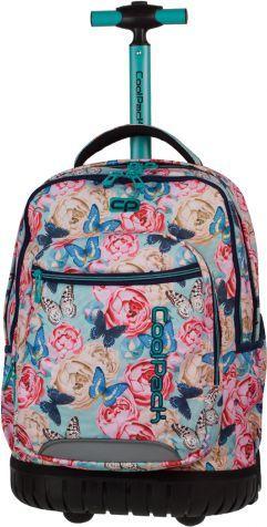 06acb943f203e Patio Plecak szkolny młodzieżowy na kółkach Cool Pack Swift 1068 w ...