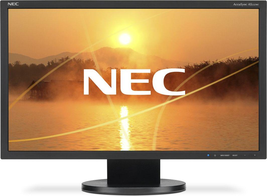 Monitor NEC AccuSync AS222Wi (60004375) 1