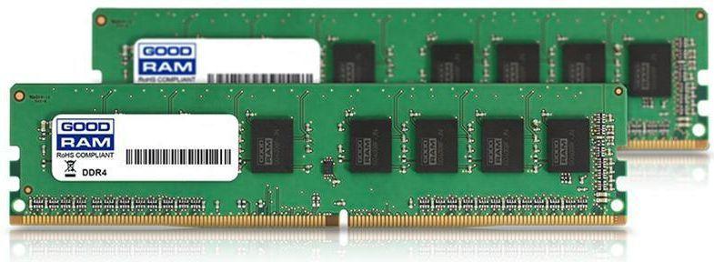 Pamięć GoodRam DDR4, 8 GB, 2400MHz, CL17 (GR2400D464L17S/8GDC) 1