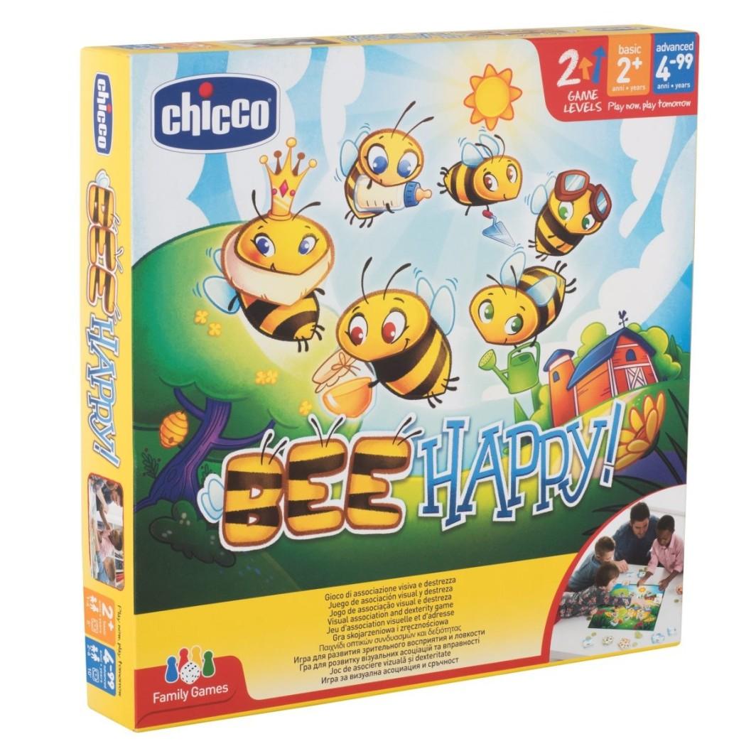 Chicco Gra planszowa Wesoła Pszczółka 1