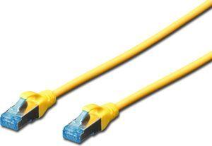 Digitus ID produktu: 1537874 Patchcord CAT 5e, SF-UTP, 2m, żółty (DK-1531-020/Y) 1