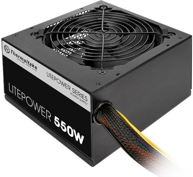 Zasilacz Thermaltake Litepower II Black 550W (PS-LTP-0550NPCNEU-2) 1