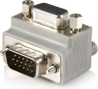 Adapter AV StarTech Adapter kątowy VGA (GC1515MFRA1) 1