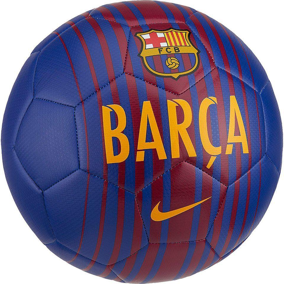 Nike Piłka nożna FC Barcelona Prestige czerwona r. 5 (SC3142-422) 1