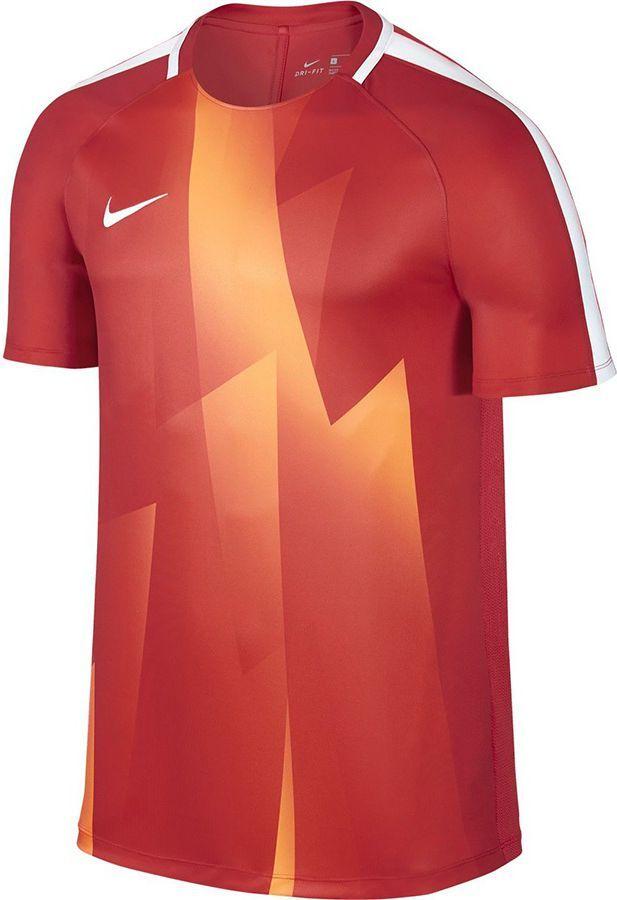 8e7e3d3aa9dcfe Nike Koszulka męska M NK Dry SQD Top SS GX czerwona r. M (850529 602) w  Sklep-presto.pl