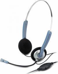 Słuchawki z mikrofonem Genius HS-02B 1