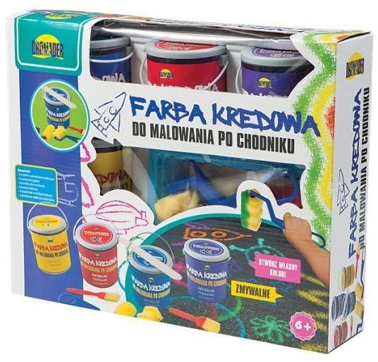Dromader Chodnikowa Farba Kredowa (130-00892) 1
