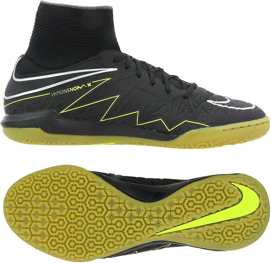Nike jr hypervenomx proximo ic junior ze skarpetką halówki