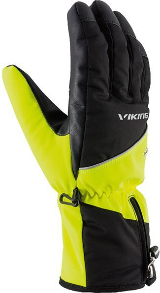 ec0d06a31f98e Viking Rękawice Crispin czarno-żółte r. M (110/19/0303/72/8) w  Sklep-presto.pl