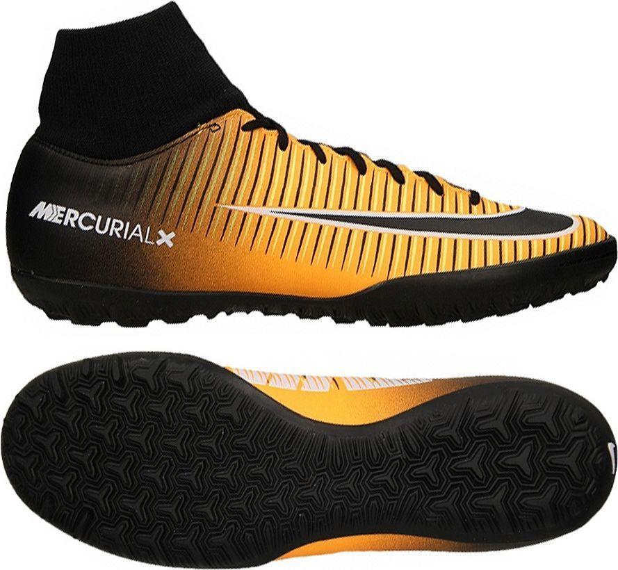 654db31ec Nike Buty piłkarskie MercurialX Victory VI DF TF pomarańczowe r. 44.5 ( 903614 801) w Sklep-presto.pl