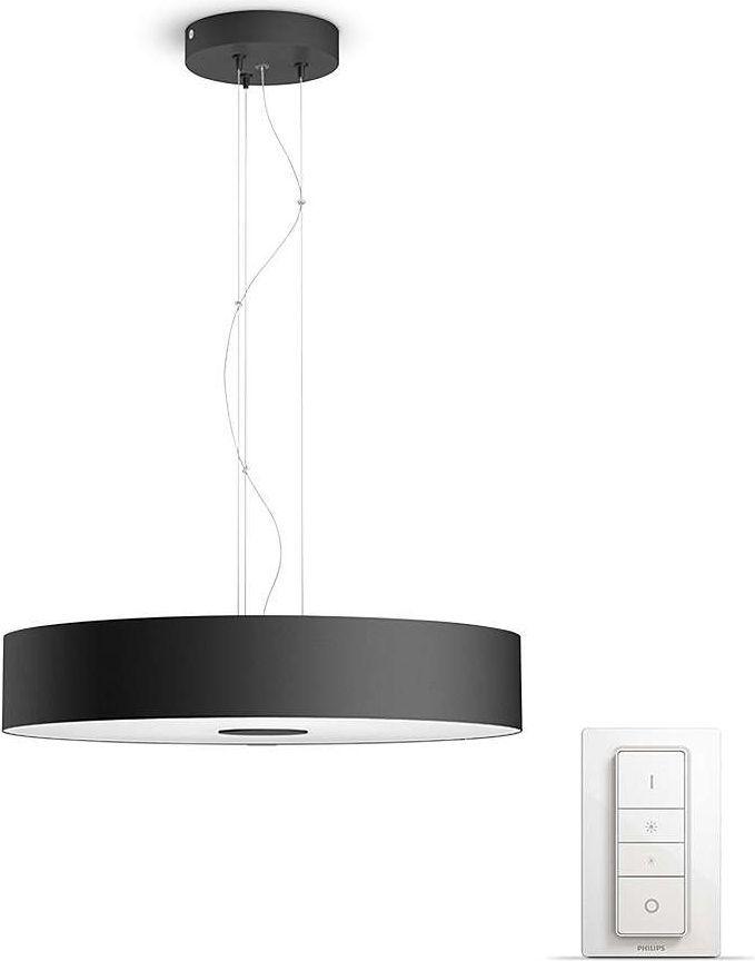 Lampa wisząca Philips Fair nowoczesna czarny  (4033930P7) 1