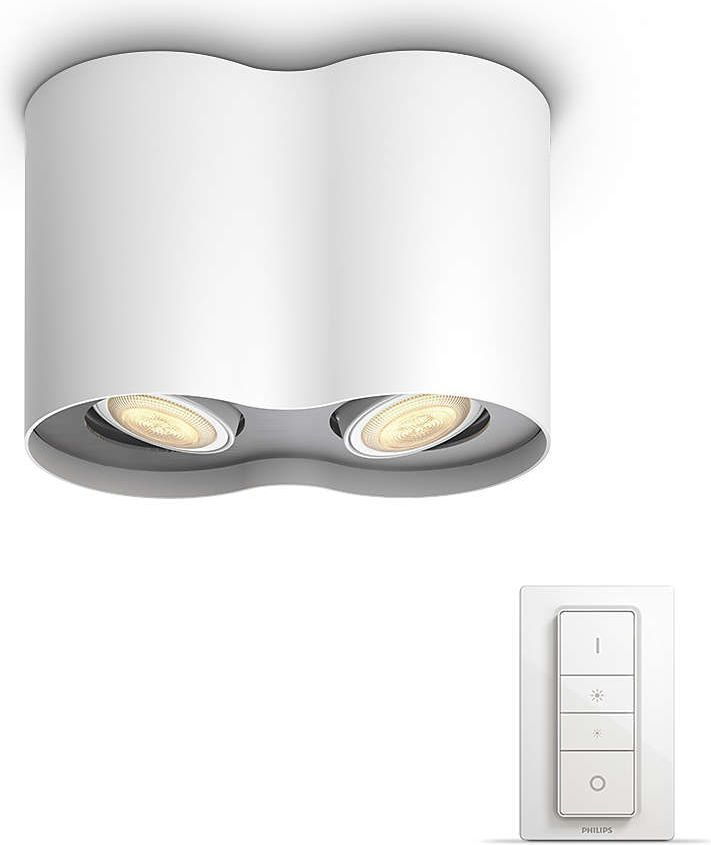 Lampa sufitowa Philips 2x5,5W LED (5633231P7) 1