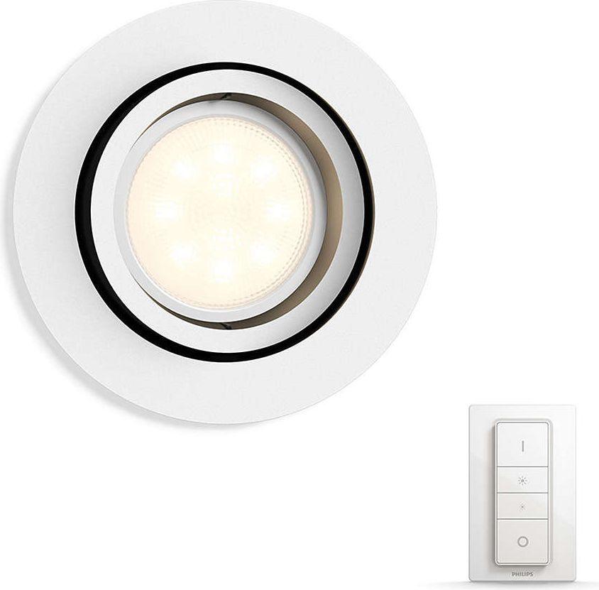 Philips Oświetlenie punktowe White ambiance Milliskin (5041131P7) 1