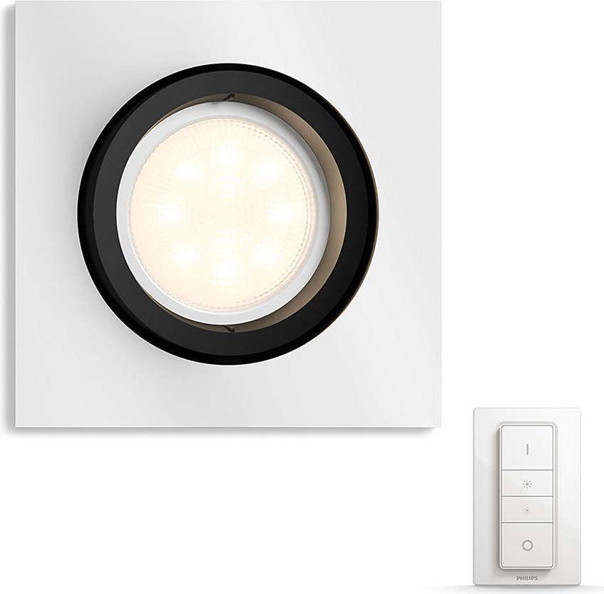 Philips Oświetlenie punktowe White ambiance Milliskin, aluminium (5042148P7) 1