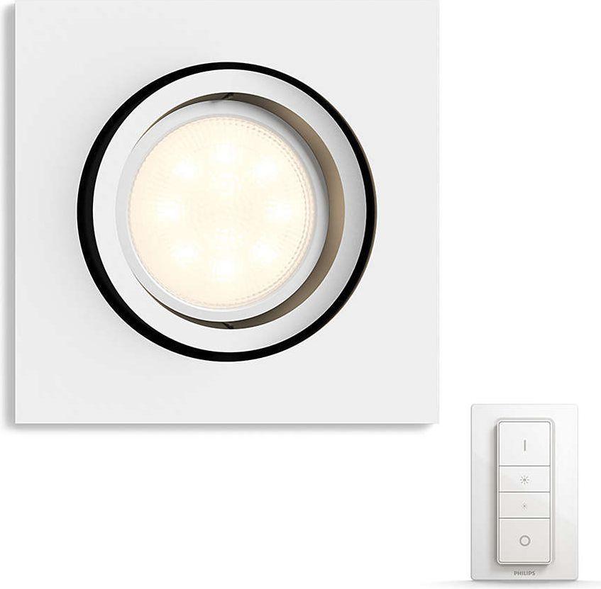 Philips Oświetlenie punktowe White ambiance Milliskin (5042131P7) 1