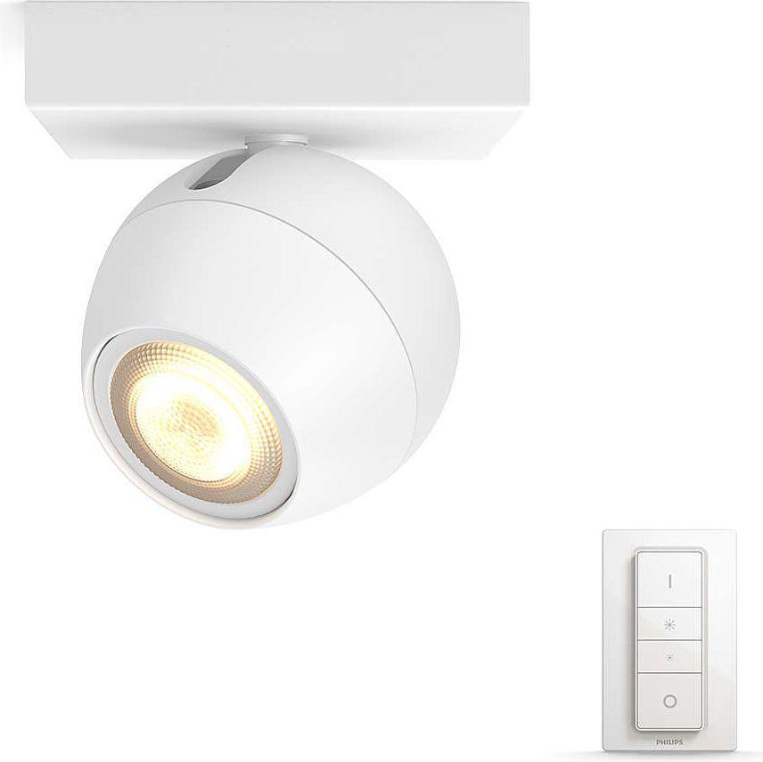 Lampa wisząca Philips nowoczesna biały  (8718696164204) 1