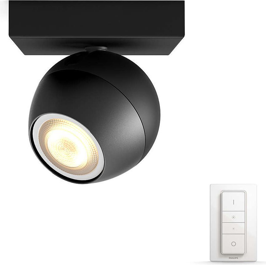 Lampa wisząca Philips nowoczesna czarny  (8718696164211) 1