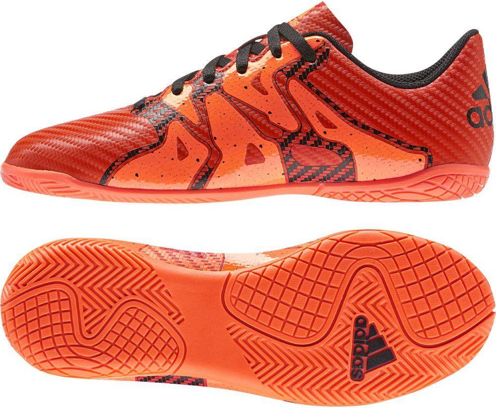 buty do biegania nowy przyjeżdża naprawdę wygodne Adidas Buty adidas X 15.4 IN J S83170 S83170 pomarańczowy - S83170 ID  produktu: 1557762