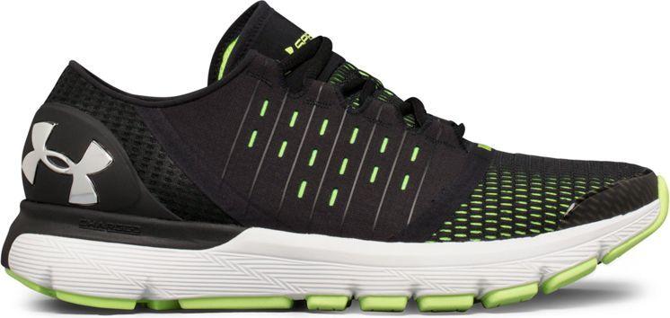 buty under armour czarno zielone męskie
