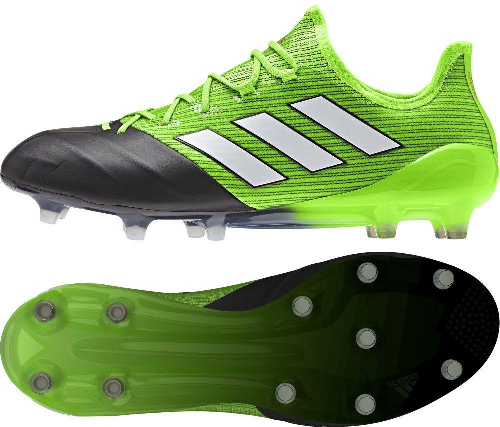 half off 92684 d9724 Adidas Buty piłkarskie męskie ACE 17.1 Leather FG zielone r. 44 23  (BB4322) w Sklep-presto.pl