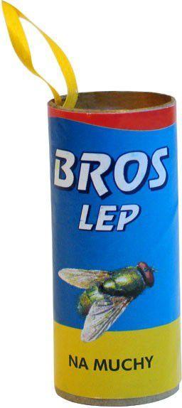 Bros Lep na muchy okrągły 1