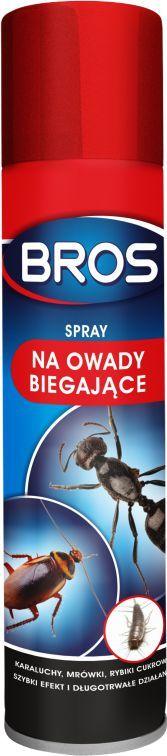 Bros Spray na owady biegające 300ml 1