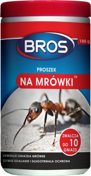 Bros Proszek na mrówki 250g 1