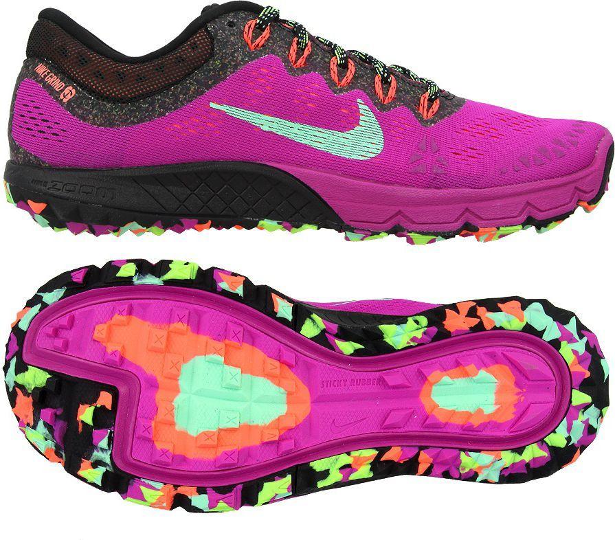 buy popular 8d1d0 f34f1 Nike Buty damskie Air Zoom Terra Kiger 2 różowe r. 37 12 (654439 502) w  Sklep-presto.pl