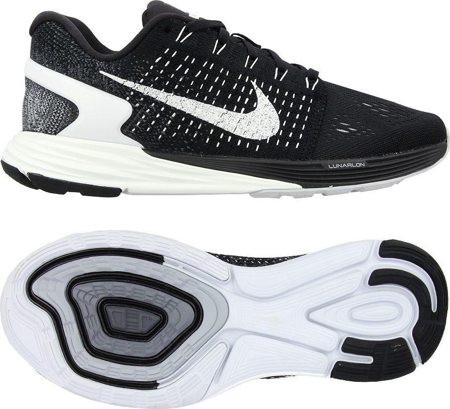 super popular ea847 a0444 Nike Buty damskie Nike Lunarglide 7 czarne r. 37 1 2 (747356 001) w Sklep -presto.pl