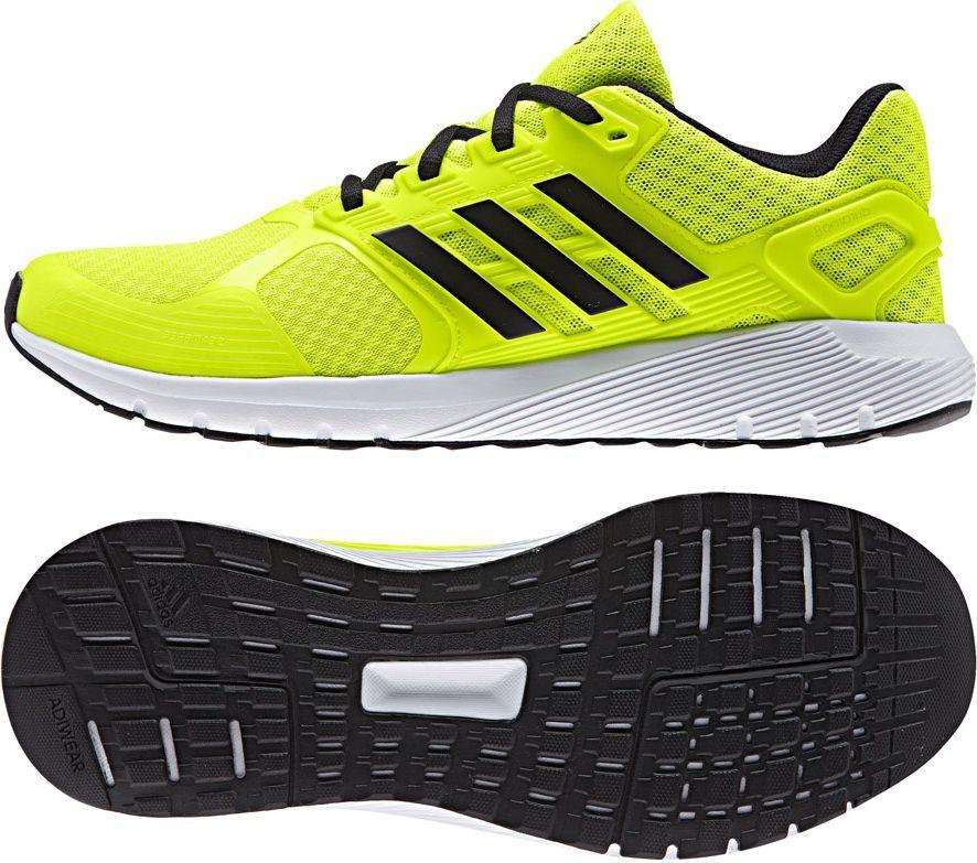 Adidas Buty męskie Duramo 8 m żółte r. 41 13 (CG3217) ID produktu: 1562115
