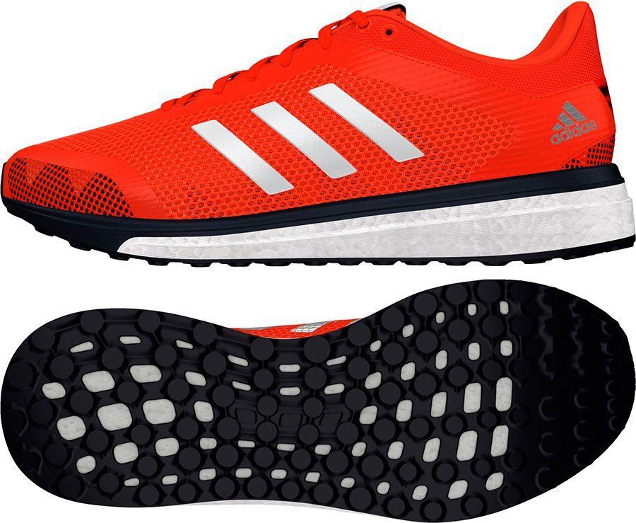 Adidas Buty męskie Response czerwone r. 42 23 (BB2984) ID produktu: 1562217